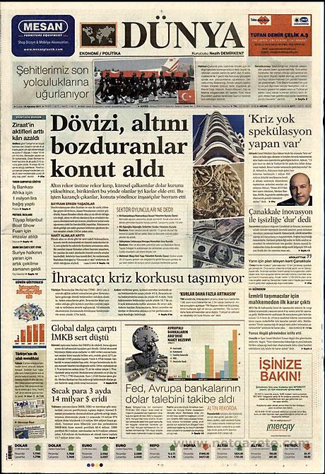 Yeni Şafak'tan BDP'ye manşet'ten cevap! galerisi resim 5
