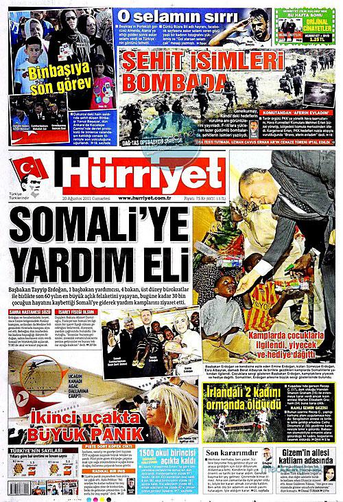 Günün Gazete Manşetleri (20.08.11) galerisi resim 9