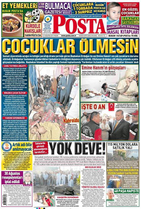 Taraf'tan BDP'ye geri dön manşeti! galerisi resim 11
