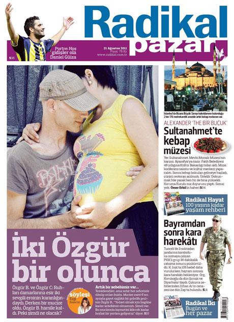 Taraf'tan BDP'ye geri dön manşeti! galerisi resim 12