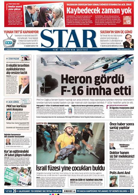 Taraf'tan BDP'ye geri dön manşeti! galerisi resim 15