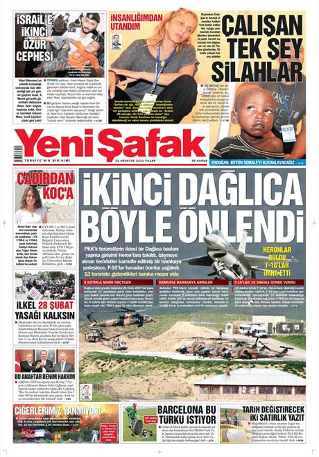 Taraf'tan BDP'ye geri dön manşeti! galerisi resim 21