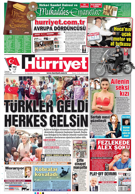 Taraf'tan BDP'ye geri dön manşeti! galerisi resim 7