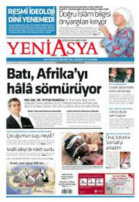 Günün önemli gazete manşetleri (22.08.11) galerisi resim 22