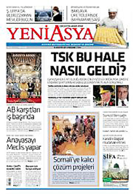 Günün önemli gazete manşetleri (25.08.11) galerisi resim 21