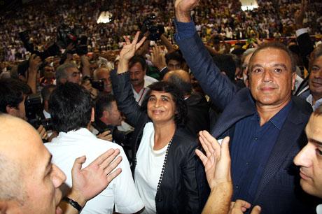 BDP 2. Olağan Büyük Kongresi yapıldı galerisi resim 11