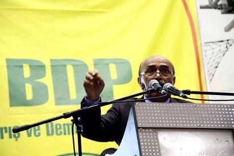 BDP 2. Olağan Büyük Kongresi yapıldı galerisi resim 16