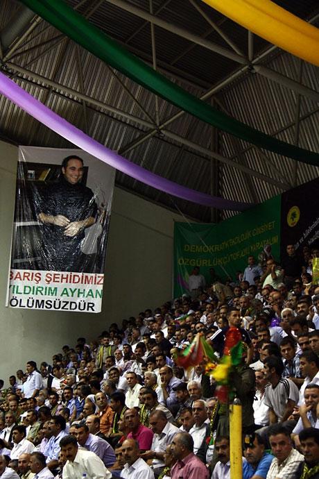 BDP 2. Olağan Büyük Kongresi yapıldı galerisi resim 18