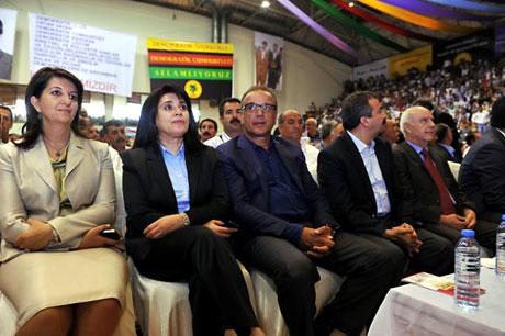 BDP 2. Olağan Büyük Kongresi yapıldı galerisi resim 3