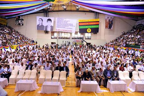 BDP 2. Olağan Büyük Kongresi yapıldı galerisi resim 5