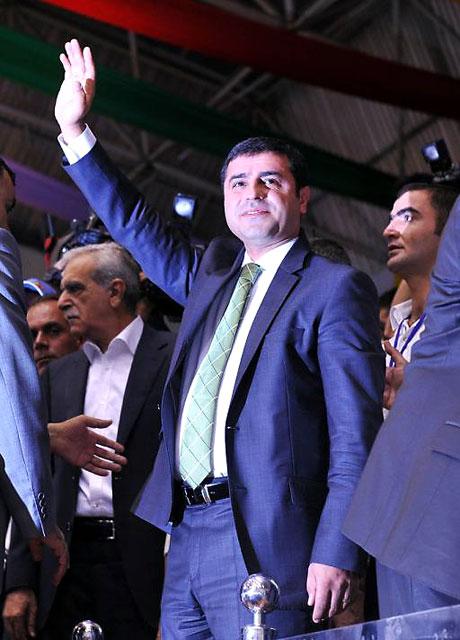 BDP 2. Olağan Büyük Kongresi yapıldı galerisi resim 6