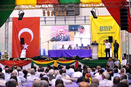 BDP 2. Olağan Büyük Kongresi yapıldı galerisi resim 8