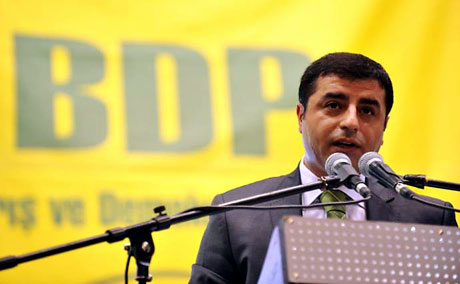 BDP 2. Olağan Büyük Kongresi yapıldı galerisi resim 9