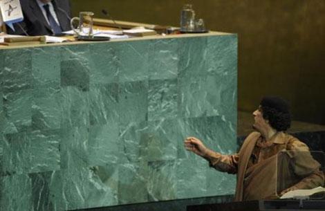 Kaddafi'den Kitapçık Şov galerisi resim 8