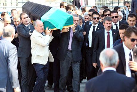 Anne Erdoğan'a son veda... galerisi resim 1
