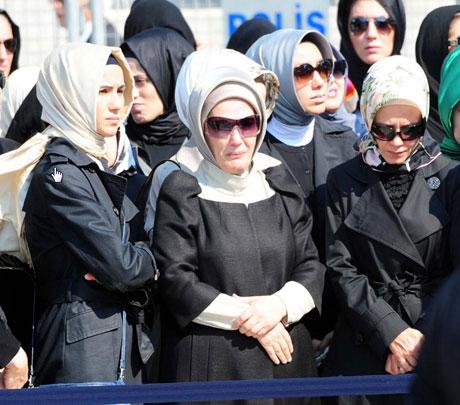 Anne Erdoğan'a son veda... galerisi resim 15