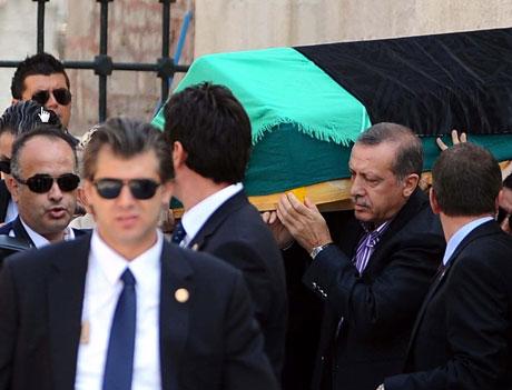 Anne Erdoğan'a son veda... galerisi resim 18