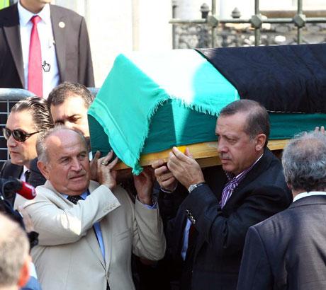 Anne Erdoğan'a son veda... galerisi resim 2