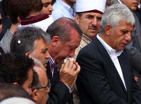 Anne Erdoğan'a son veda... galerisi resim 24
