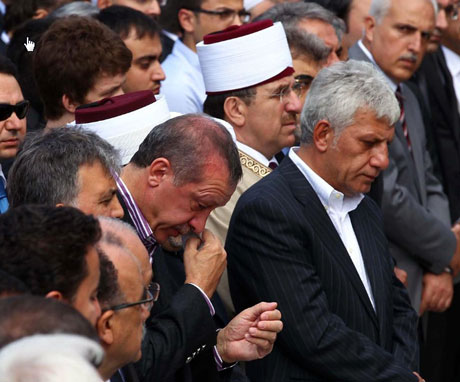 Anne Erdoğan'a son veda... galerisi resim 25