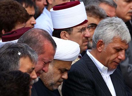Anne Erdoğan'a son veda... galerisi resim 27