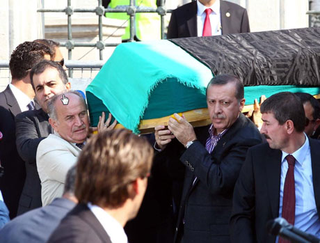 Anne Erdoğan'a son veda... galerisi resim 3