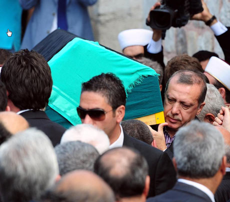 Anne Erdoğan'a son veda... galerisi resim 32