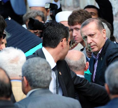 Anne Erdoğan'a son veda... galerisi resim 33