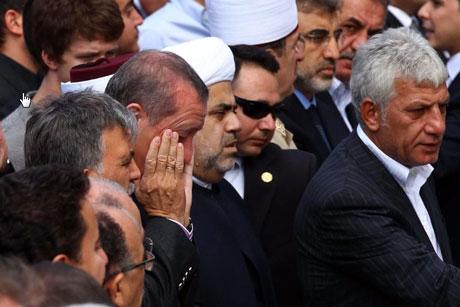 Anne Erdoğan'a son veda... galerisi resim 36