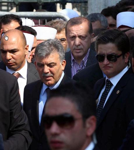 Anne Erdoğan'a son veda... galerisi resim 37