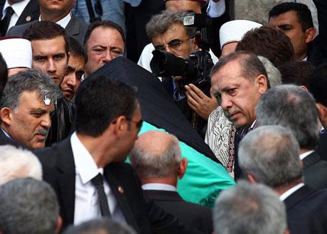 Anne Erdoğan'a son veda... galerisi resim 46