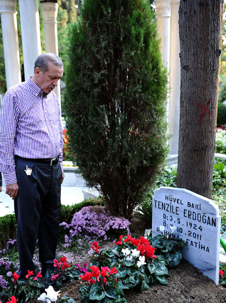 Anne Erdoğan'a son veda... galerisi resim 66