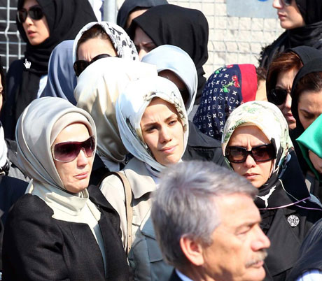 Anne Erdoğan'a son veda... galerisi resim 7