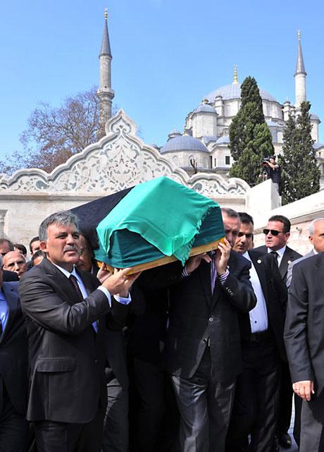 Anne Erdoğan'a son veda... galerisi resim 86