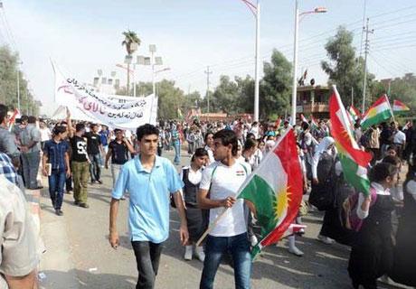 Kürdistan bayrağı için binler sokakta galerisi resim 16
