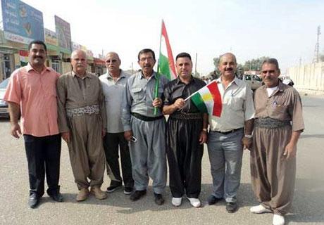 Kürdistan bayrağı için binler sokakta galerisi resim 18