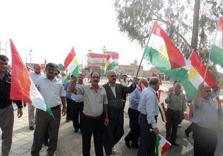 Kürdistan bayrağı için binler sokakta galerisi resim 23