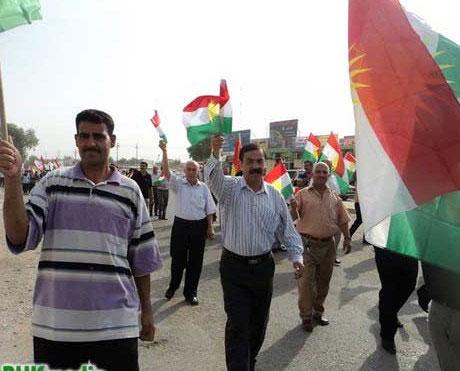 Kürdistan bayrağı için binler sokakta galerisi resim 27