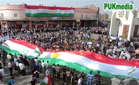 Kürdistan bayrağı için binler sokakta galerisi resim 30
