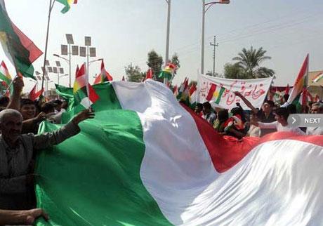 Kürdistan bayrağı için binler sokakta galerisi resim 7