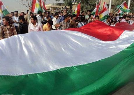 Kürdistan bayrağı için binler sokakta galerisi resim 9