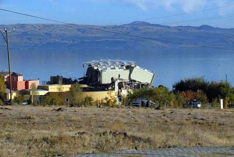Van'da şiddetli deprem galerisi resim 45