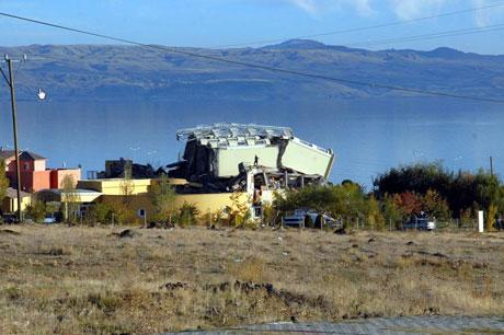 Van'da şiddetli deprem galerisi resim 75