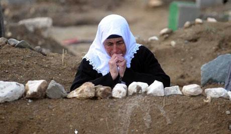 Erciş Mezarlığı'nda bayram! galerisi resim 12