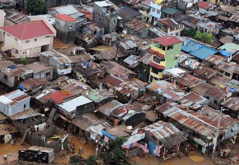 Filipinlerdeki Sel Felaketi galerisi resim 6