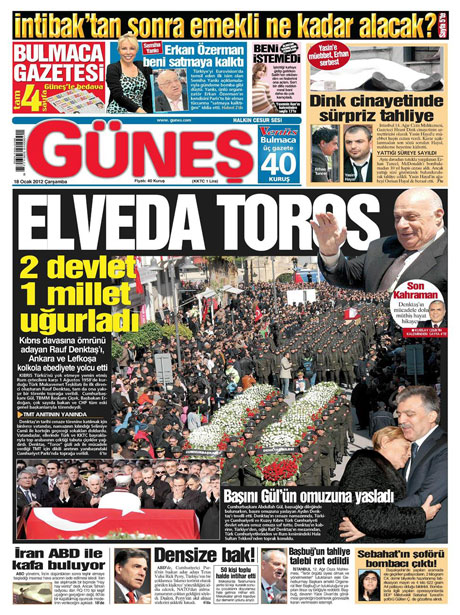 Manşetlerde Hrant Dink kararına tepki var galerisi resim 5