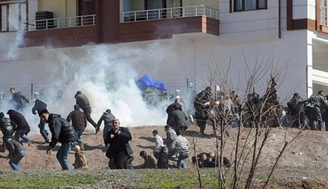 Newroz coşkusu yasak dinlemedi! galerisi resim 10