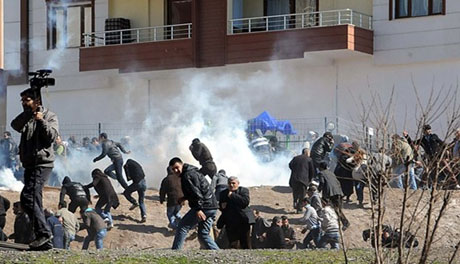 Newroz coşkusu yasak dinlemedi! galerisi resim 11