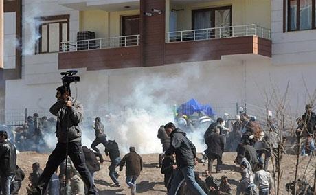 Newroz coşkusu yasak dinlemedi! galerisi resim 12