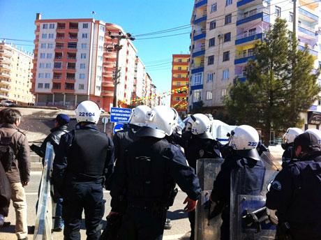 Newroz coşkusu yasak dinlemedi! galerisi resim 14